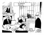 Cartoonist John Deering  John Deering's Editorial Cartoons 2014-06-17 president