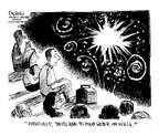 Cartoonist John Deering  John Deering's Editorial Cartoons 2015-07-03 supreme