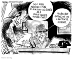 Cartoonist John Deering  John Deering's Editorial Cartoons 2007-09-06 Korean war
