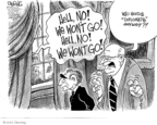 Cartoonist John Deering  John Deering's Editorial Cartoons 2007-11-02 diplomat