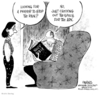Cartoonist John Deering  John Deering's Editorial Cartoons 2008-04-11 check