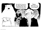 Cartoonist John Deering  John Deering's Editorial Cartoons 2008-05-15 habitat