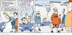 Cartoonist Signe Wilkinson  Family Tree 2009-04-12 grow up