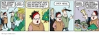 Cartoonist Signe Wilkinson  Family Tree 2009-12-17 Christmas shopping