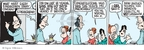 Cartoonist Signe Wilkinson  Family Tree 2010-03-17 education