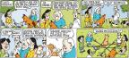 Cartoonist Signe Wilkinson  Family Tree 2010-08-15 dog