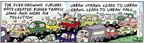 Cartoonist Bob Thaves Tom Thaves  Frank and Ernest 2004-06-07 highway