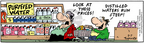 Cartoonist Bob Thaves Tom Thaves  Frank and Ernest 2005-02-07 food store