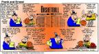 Cartoonist Bob Thaves Tom Thaves  Frank and Ernest 1998-02-22 basketball