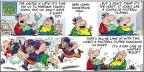 Cartoonist Bob Thaves Tom Thaves  Frank and Ernest 2012-10-21 Tom DeLay