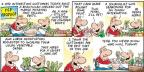 Cartoonist Bob Thaves Tom Thaves  Frank and Ernest 2014-03-16 labor