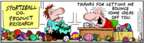 Cartoonist Bob Thaves Tom Thaves  Frank and Ernest 2007-03-29 basketball ball