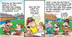 Cartoonist Bob Thaves Tom Thaves  Frank and Ernest 2007-08-05 baseball league