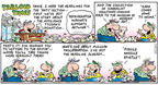 Cartoonist Bob Thaves Tom Thaves  Frank and Ernest 2007-09-02 letter to the editor