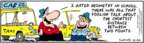 Cartoonist Bob Thaves Tom Thaves  Frank and Ernest 2007-10-24 fare