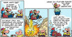 Cartoonist Bob Thaves Tom Thaves  Frank and Ernest 2002-09-22 expand