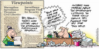 Cartoonist Bob Thaves Tom Thaves  Frank and Ernest 2006-03-26 letter to the editor