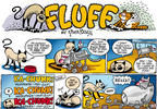 Cartoonist Nina Paley  Fluff 1998-04-12 animal feed