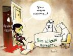 Cartoonist Gustavo Rodriguez  Garrincha's Editorial Cartoons 2012-08-31 mideast