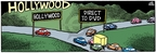 Cartoonist Mike Peters  Mother Goose and Grimm 2006-02-21 highway