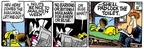 Cartoonist Mike Peters  Mother Goose and Grimm 2006-04-17 honor
