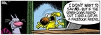 Cartoonist Mike Peters  Mother Goose and Grimm 2010-03-11 Facebook