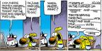 Cartoonist Mike Peters  Mother Goose and Grimm 2013-01-27 sweet