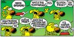 Cartoonist Mike Peters  Mother Goose and Grimm 2013-08-18 food additive