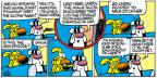 Cartoonist Mike Peters  Mother Goose and Grimm 2013-12-15 Animal Planet