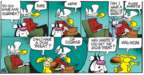 Cartoonist Mike Peters  Mother Goose and Grimm 2018-03-18 dog treat