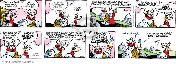 Comic Strip Hagar The Horrible - Pussy Sex Images-3065