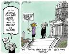 Cartoonist Lee Judge  Lee Judge's Editorial Cartoons 2014-01-22 minimum tax