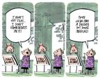 Cartoonist Lee Judge  Lee Judge's Editorial Cartoons 2014-06-05 ingredient