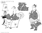 Cartoonist Steve Kelley  Steve Kelley's Editorial Cartoons 2008-11-21 aid