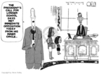 Cartoonist Steve Kelley  Steve Kelley's Editorial Cartoons 2009-03-12 circle
