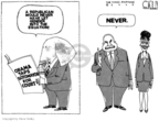 Cartoonist Steve Kelley  Steve Kelley's Editorial Cartoons 2009-05-27 2008 election