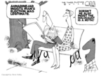 Cartoonist Steve Kelley  Steve Kelley's Editorial Cartoons 2009-06-18 World War II