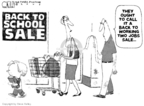 Cartoonist Steve Kelley  Steve Kelley's Editorial Cartoons 2009-08-11 shop