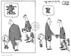 Cartoonist Steve Kelley  Steve Kelley's Editorial Cartoons 2009-12-17 amount