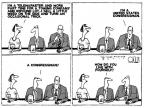 Cartoonist Steve Kelley  Steve Kelley's Editorial Cartoons 2010-05-27 moral