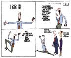 Cartoonist Steve Kelley  Steve Kelley's Editorial Cartoons 2010-07-28 Steve