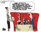 Cartoonist Steve Kelley  Steve Kelley's Editorial Cartoons 2010-08-03 Steve