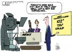 Cartoonist Steve Kelley  Steve Kelley's Editorial Cartoons 2010-08-04 degree