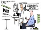 Cartoonist Steve Kelley  Steve Kelley's Editorial Cartoons 2010-08-10 Steve
