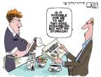 Cartoonist Steve Kelley  Steve Kelley's Editorial Cartoons 2010-08-25 Steve