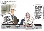 Cartoonist Steve Kelley  Steve Kelley's Editorial Cartoons 2010-09-02 economy