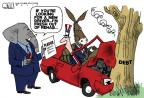 Cartoonist Steve Kelley  Steve Kelley's Editorial Cartoons 2010-09-26 midterm election
