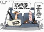 Cartoonist Steve Kelley  Steve Kelley's Editorial Cartoons 2010-10-28 wife