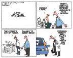 Cartoonist Steve Kelley  Steve Kelley's Editorial Cartoons 2011-01-14 great