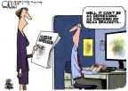 Cartoonist Steve Kelley  Steve Kelley's Editorial Cartoons 2011-03-29 basketball